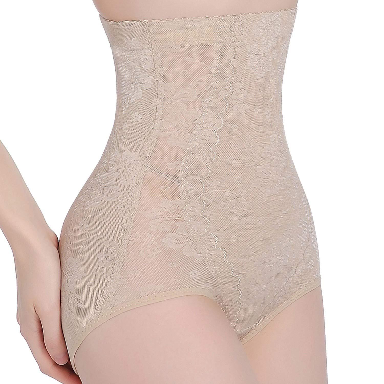 Ill NEVER BE HER Women Panties Shaper Briefs High Waist Underwear Slimming Shapewear Tummy Underwear Control Panties