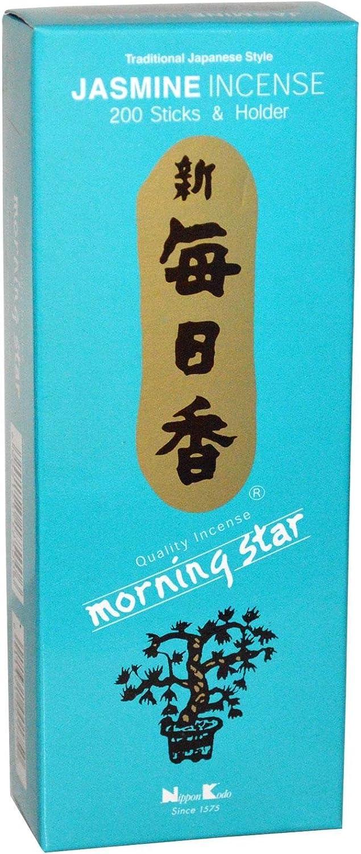 Morning Star Jasmin Dedication 35% OFF Sticks 200