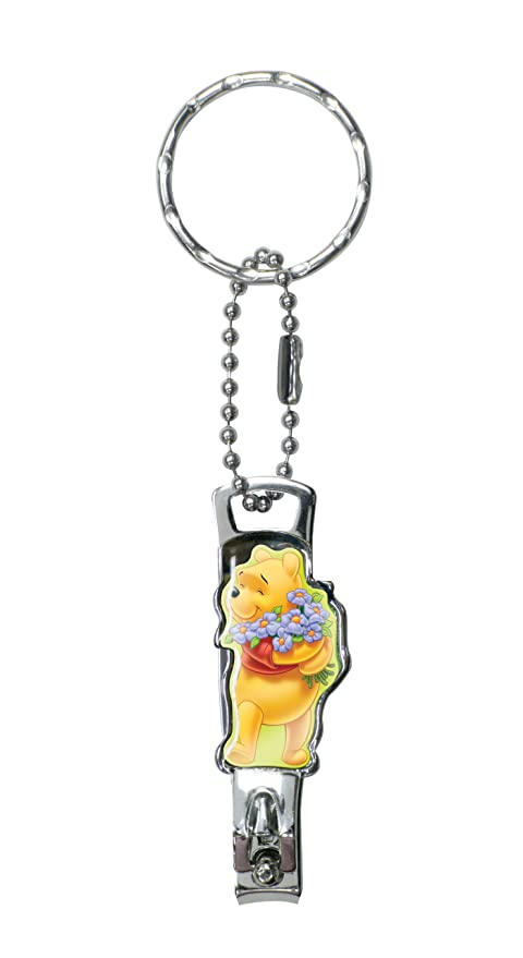 Disney Winnie The Pooh Nail Clipper llavero: Amazon.es ...