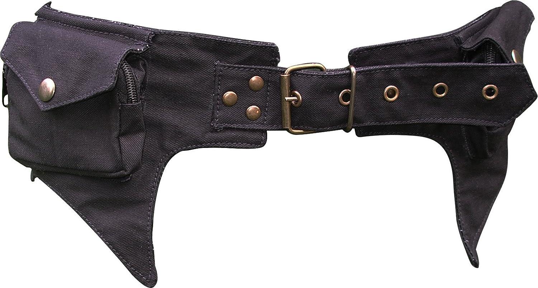 Utility Pocket Festival Waist Bag Money Belt
