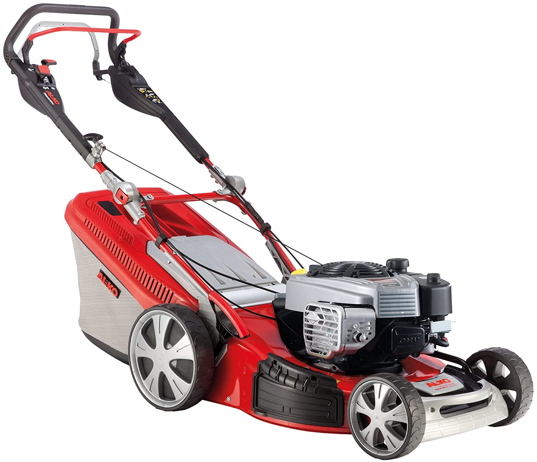 AL-KO Powerline 5204 VS Walk behind lawn mower Gasolina ...