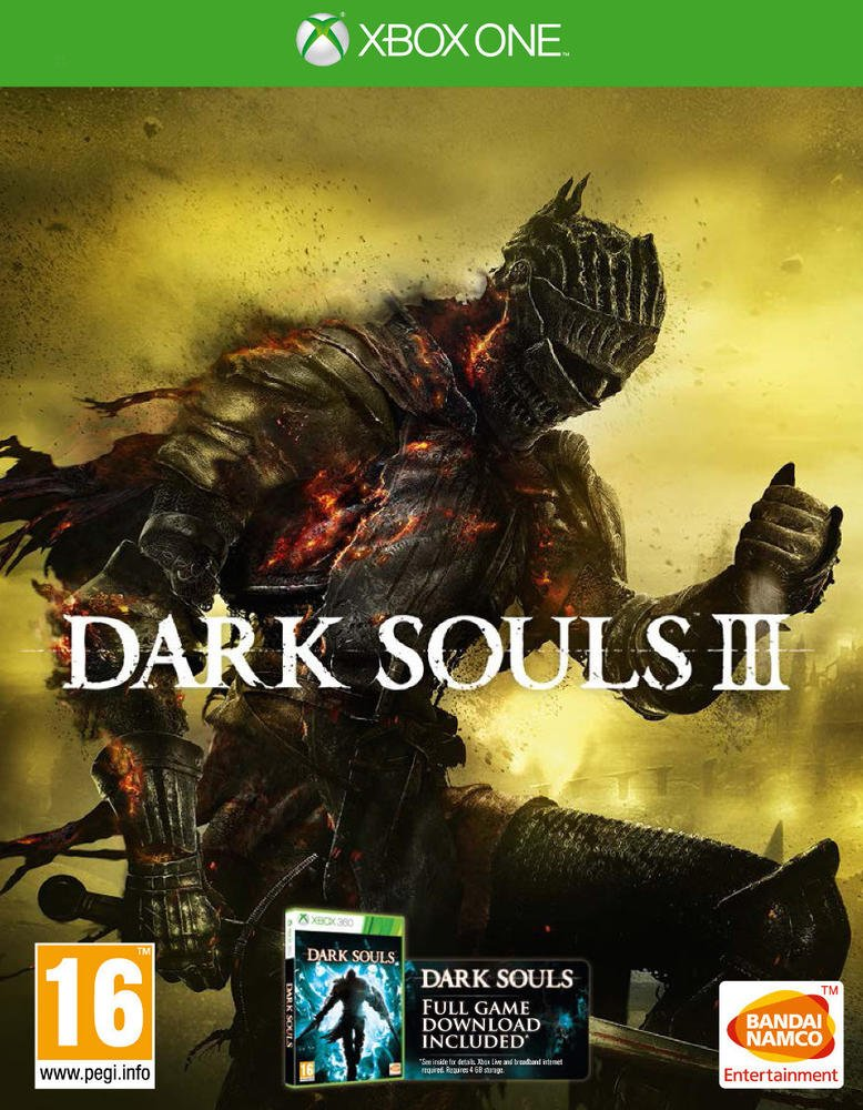 Third Party - Dark Souls III Occasion [ Xbox One ] - 3391891987493