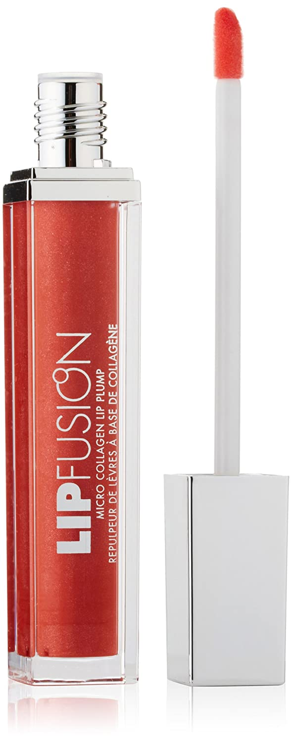 FusionBeauty LipFusion Micro-Injected Collagen Lip Plump Color Shine, Sugar Fusion Beauty 127