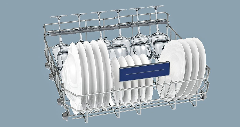 Siemens iQ300 SN236I03ME lavavajilla Semi-incorporado 14 cubiertos ...