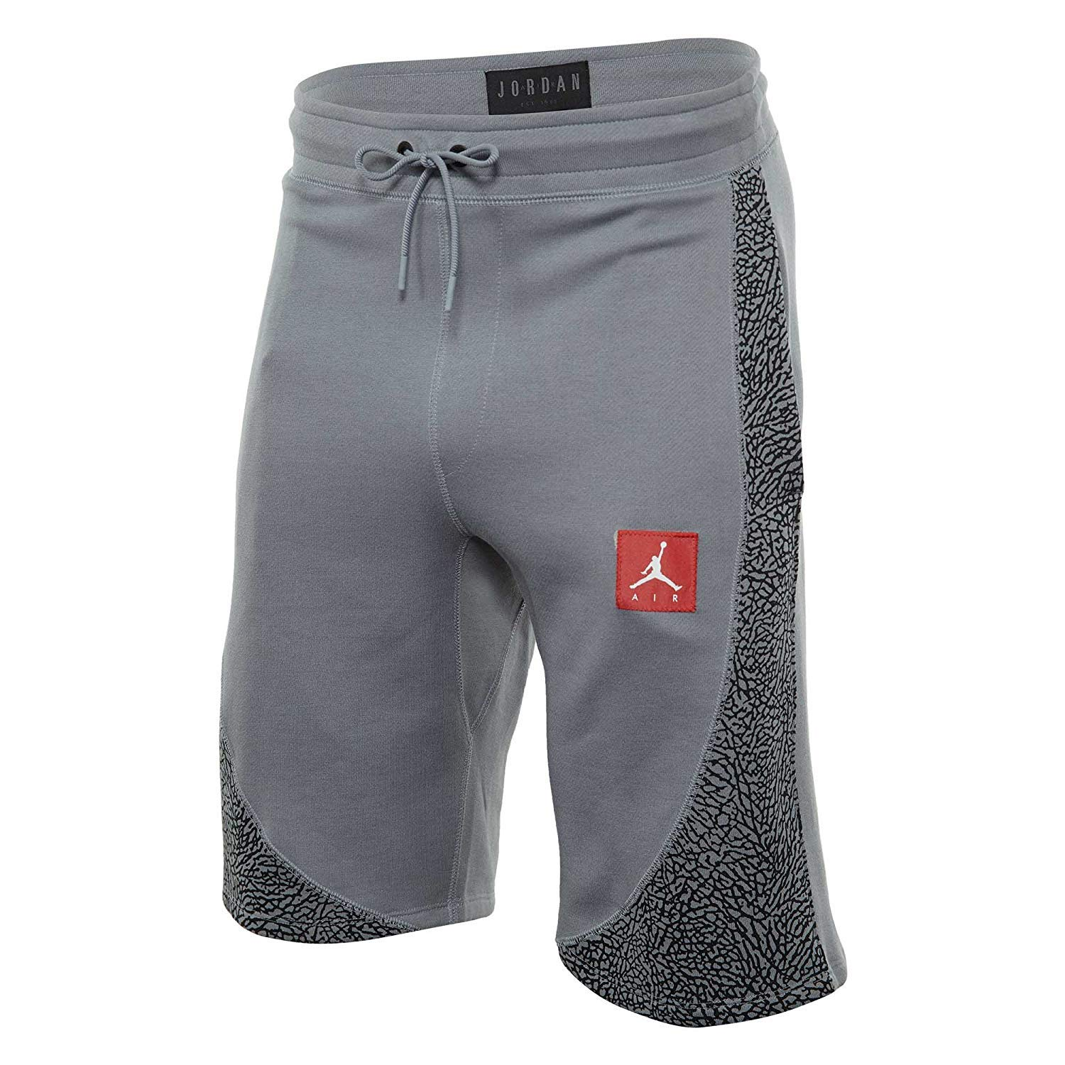 aa43016ee22 NIKE Men's Jordan Retro 3 Wings Lite Fleece Shorts at Amazon Men's Clothing  store: