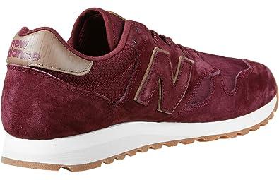 a44109d998551 New Balance Sneaker U520-CF Lifestyle granate: Amazon.co.uk: Shoes & Bags