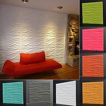 Kebidu 3d Panneaux Muraux En Brique Papier Peint A Motifs De