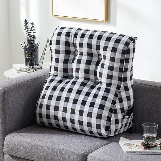 Almohada almohada Paquete suave cama súper suave, cojín sofá ...