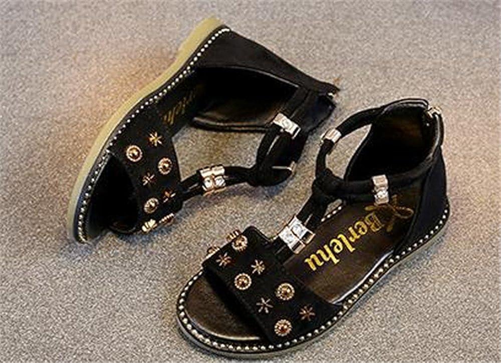 coollight Girls Fashion Princess Sandals Cute Anti-Skid Sandal Beach Shoes