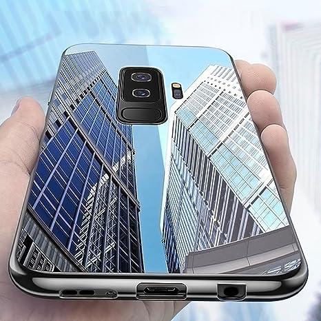 Funda Samsung Galaxy S9 Plus,Samione Case Galaxy S9 Plus Carcasa ...