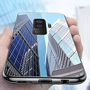 Funda Samsung Galaxy S9 Plus,Samione Case Galaxy S9 Plus Carcasa TPU Ligero del Gel Bumper Case Anti-Arañazos Funda Protectora case para Samsung ...