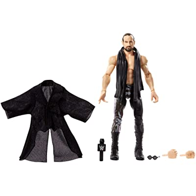 WWE Aiden English Elite Collection Action Figure: Toys & Games [5Bkhe0906396]