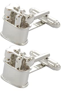 Fantastic Amazon.com : Lighter Cufflinks - By Wynnstay Designs : Everything Else PN45