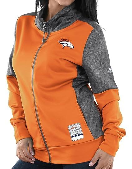 95723dd1e8d Image Unavailable. Image not available for. Color  Majestic Denver Broncos  Women s ...