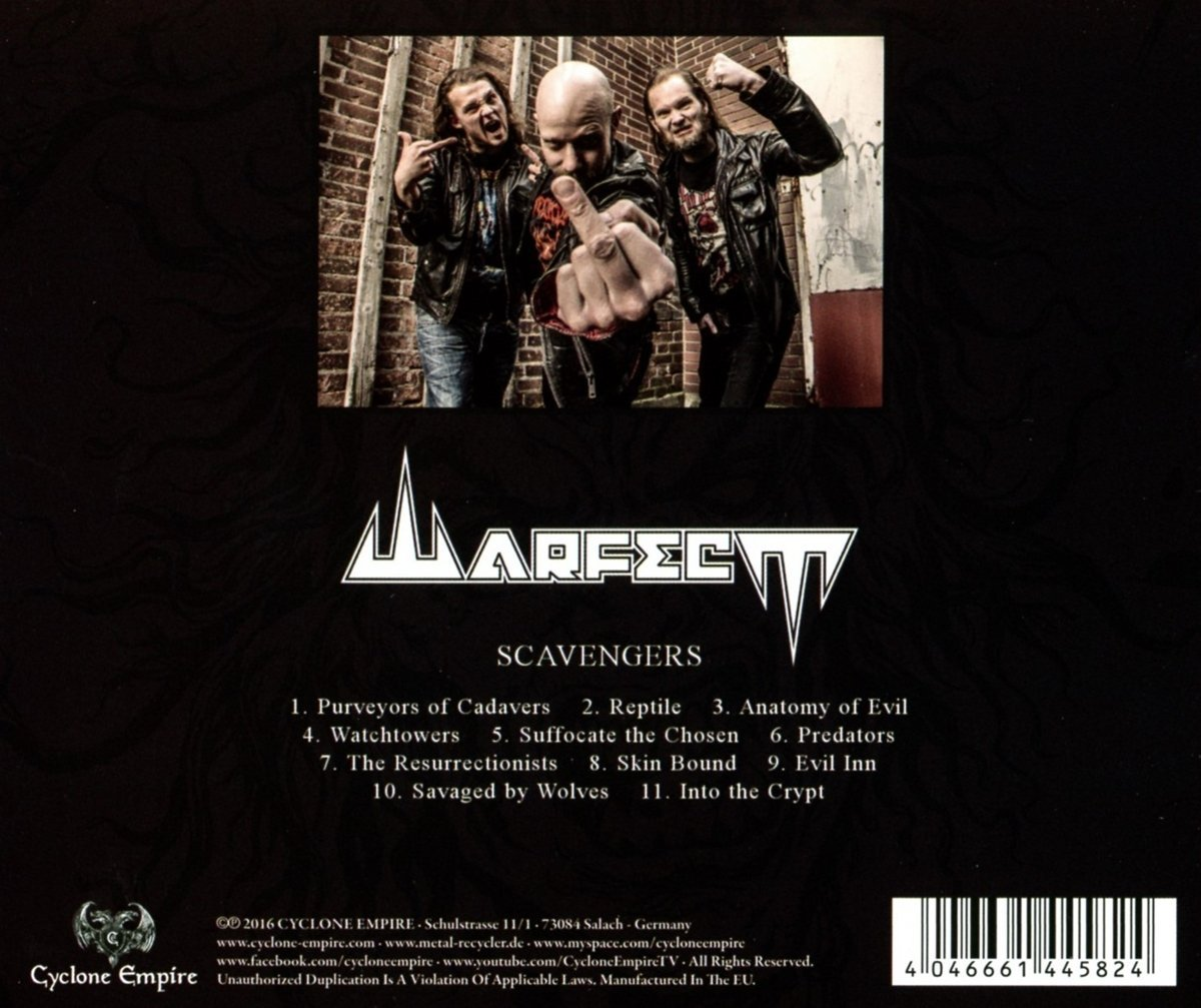 WARFECT - Scavengers - Amazon.com Music