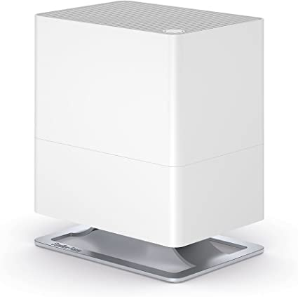 18 Decibel Stadler Form Umidificatore a Evaporazione Oskar White 18 W Bianco