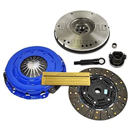 Amazon.com: EFT STAGE 1 POWER HD CLUTCH KIT w/ FLYWHEEL 94-02 JEEP CHEROKEE / WRANGLER 2.5L: Automotive