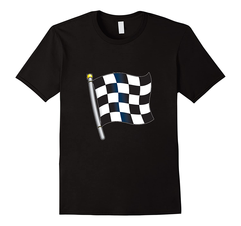 Checkered Flag Emoji T Shirt Race Car Flag Pole Td Xivoxa Com