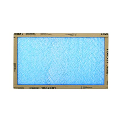 flanders/precisionaire 12x20x1 fiberglass furnace filters (pack of ...