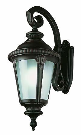 Trans Globe Lighting Pl 5045 Rt Rust Outdoor Wall Light