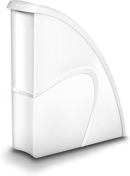 Imagen deCEP Gloss 674 + - Revistero archivador, color blanco