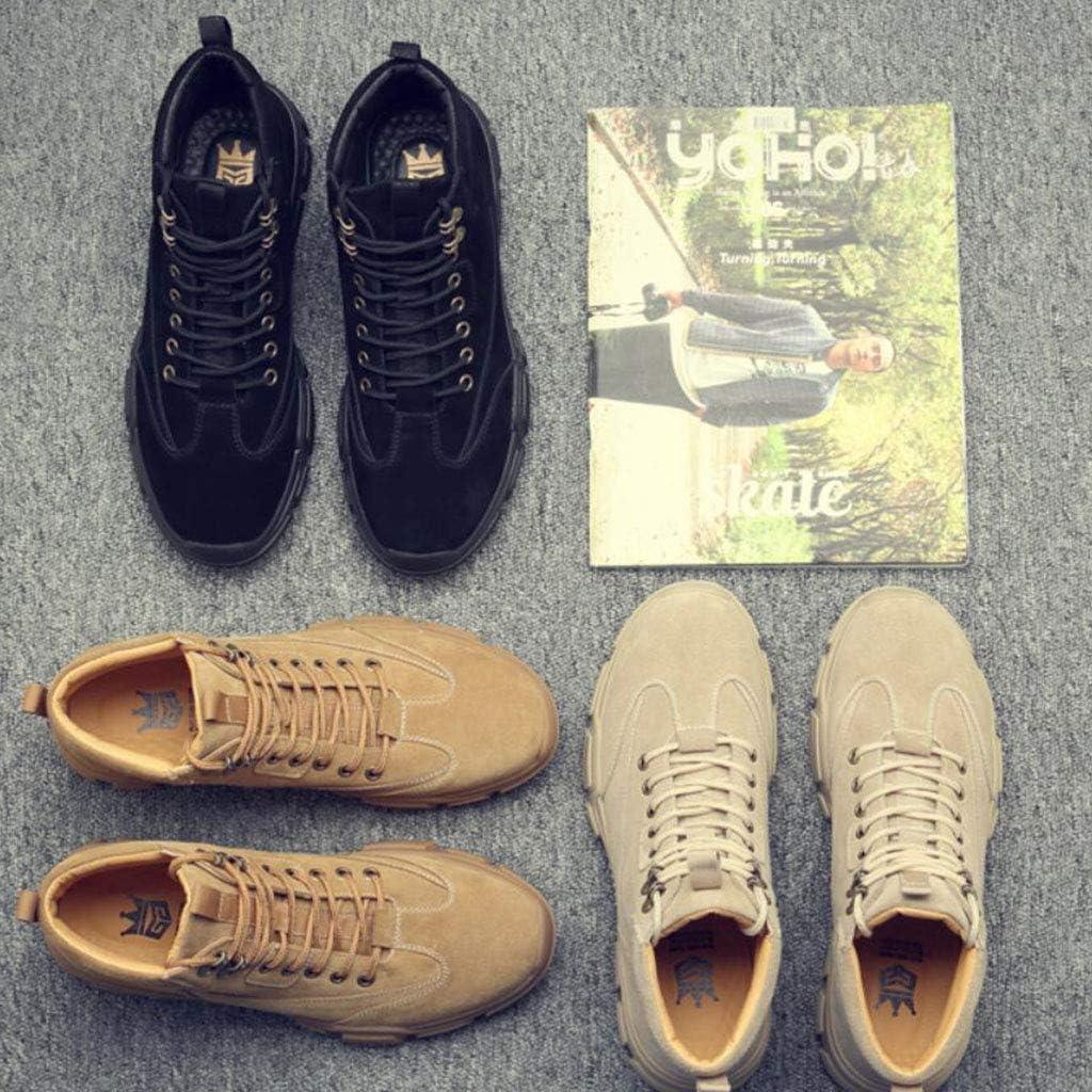 Martin stivali, gli uomini autunno stivali traspirante per aiutare gli uomini con gli stivali, scarpe neve di marea, stivali, high-top stivali, scarpe redingote, scarpe da uomo, C