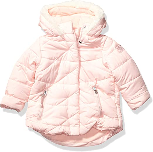More Styles Available Steve Madden Girls Outerwear Jacket