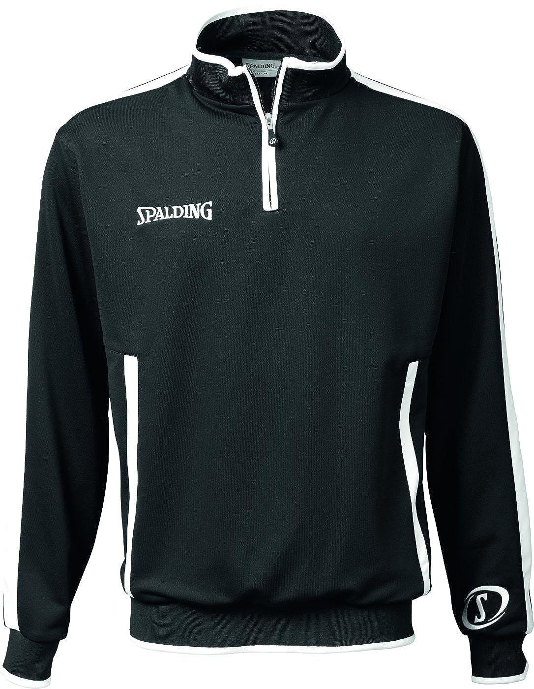 Spalding Bekleidung teamsport evolution II 1//4 zip top