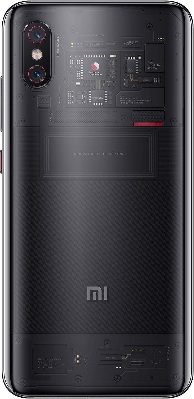 Xiaomi Mi 8 Pro Dual SIM 128GB 8GB RAM Transparent Titanium ...