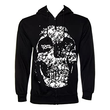 8b26a4e2 Official Band Merchandise My Chemical Romance Unisex-Adult's Haunt Hoodie -  Small, Black