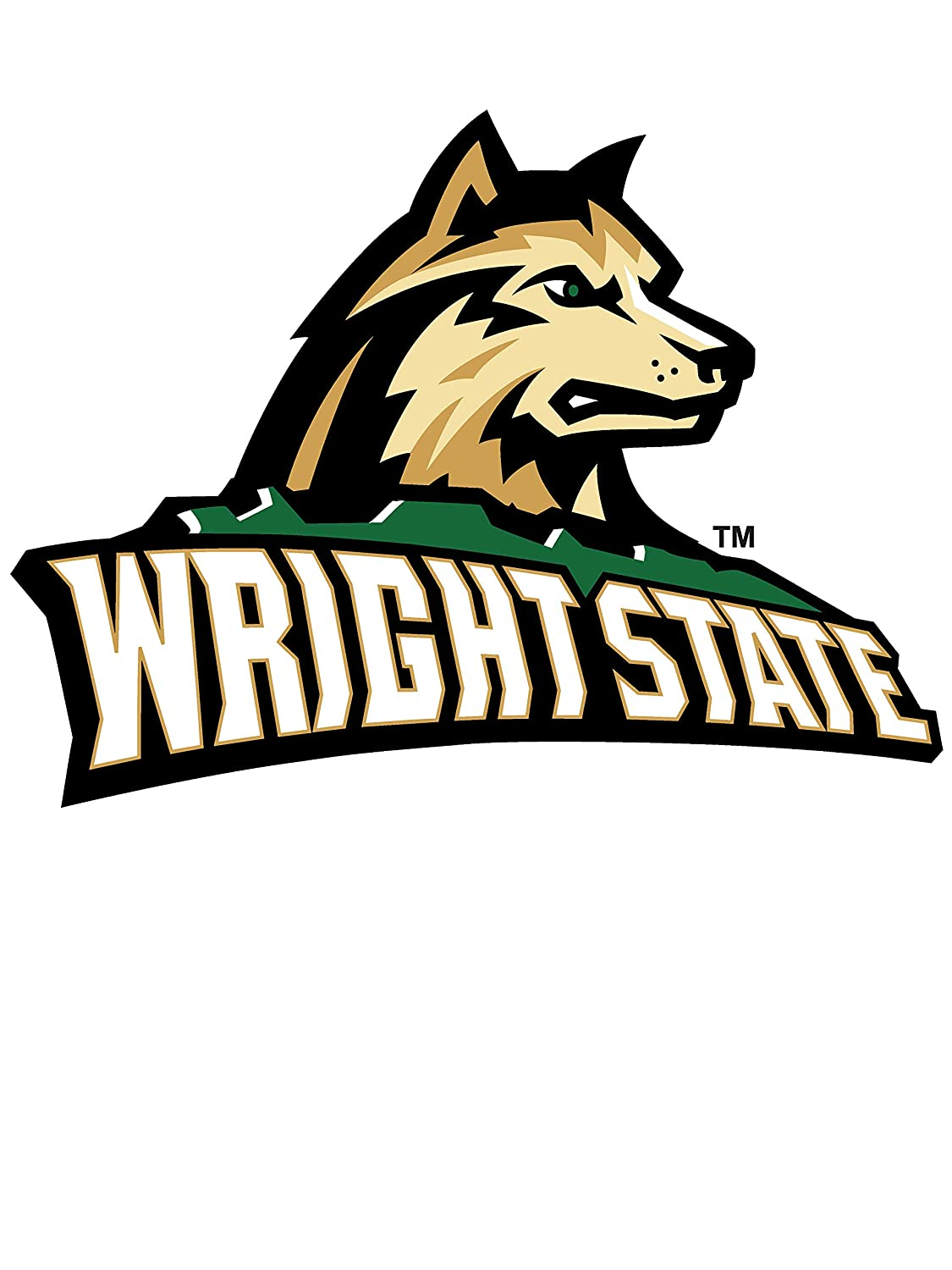 NCAA Wright State Raiders PPWGT117 Toddler Long-Sleeve T-Shirt