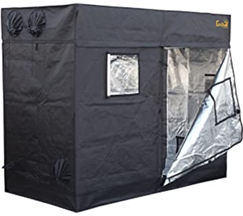 Gorilla Grow Tent LTGGT48 Tent 4u0027 x 8u0027 ... & Amazon.com : Gorilla Grow Tent LTGGT48 Tent 4u0027 x 8u0027 x 6u00277 ...