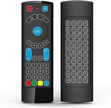 GOWELL Bluetooth Remote específicamente compatible con Amazon Fire ...