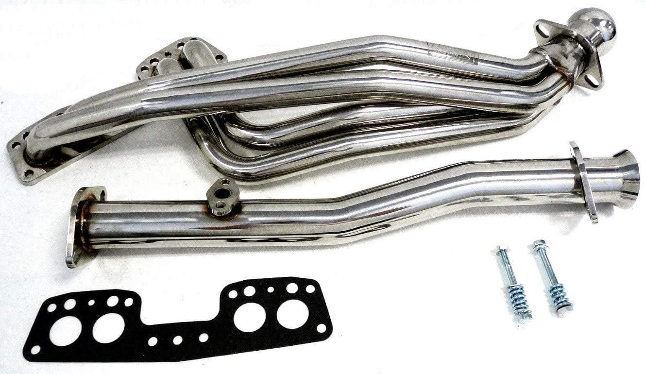 DNA Motoring HDS-4RUNNER90-24L HDS4RUNNER9024L Exhaust Header Manifold for 90-95 4Runner//Pickup 2WD 2.4L
