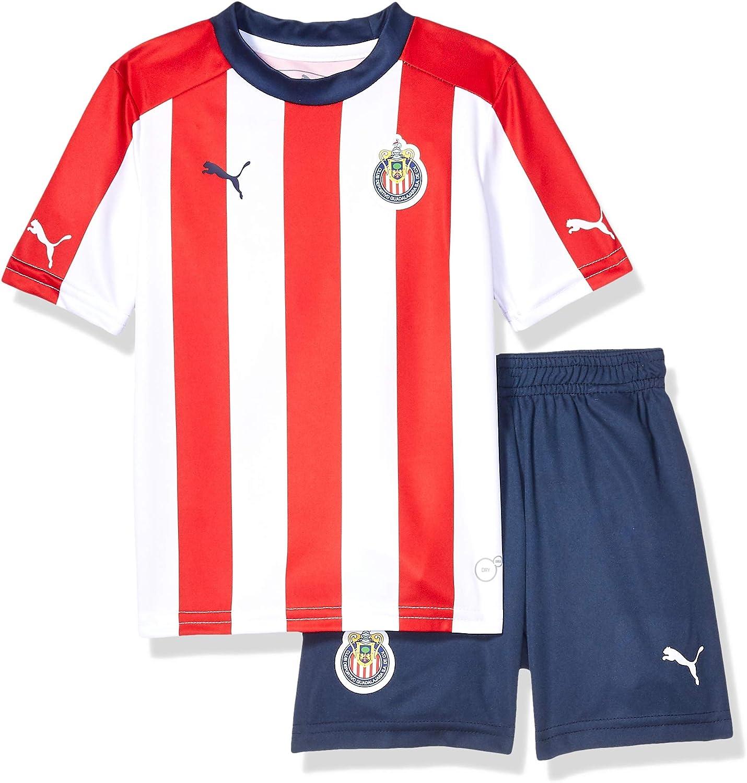 PUMA International Soccer Mens Official Jersey Shirt and Shorts