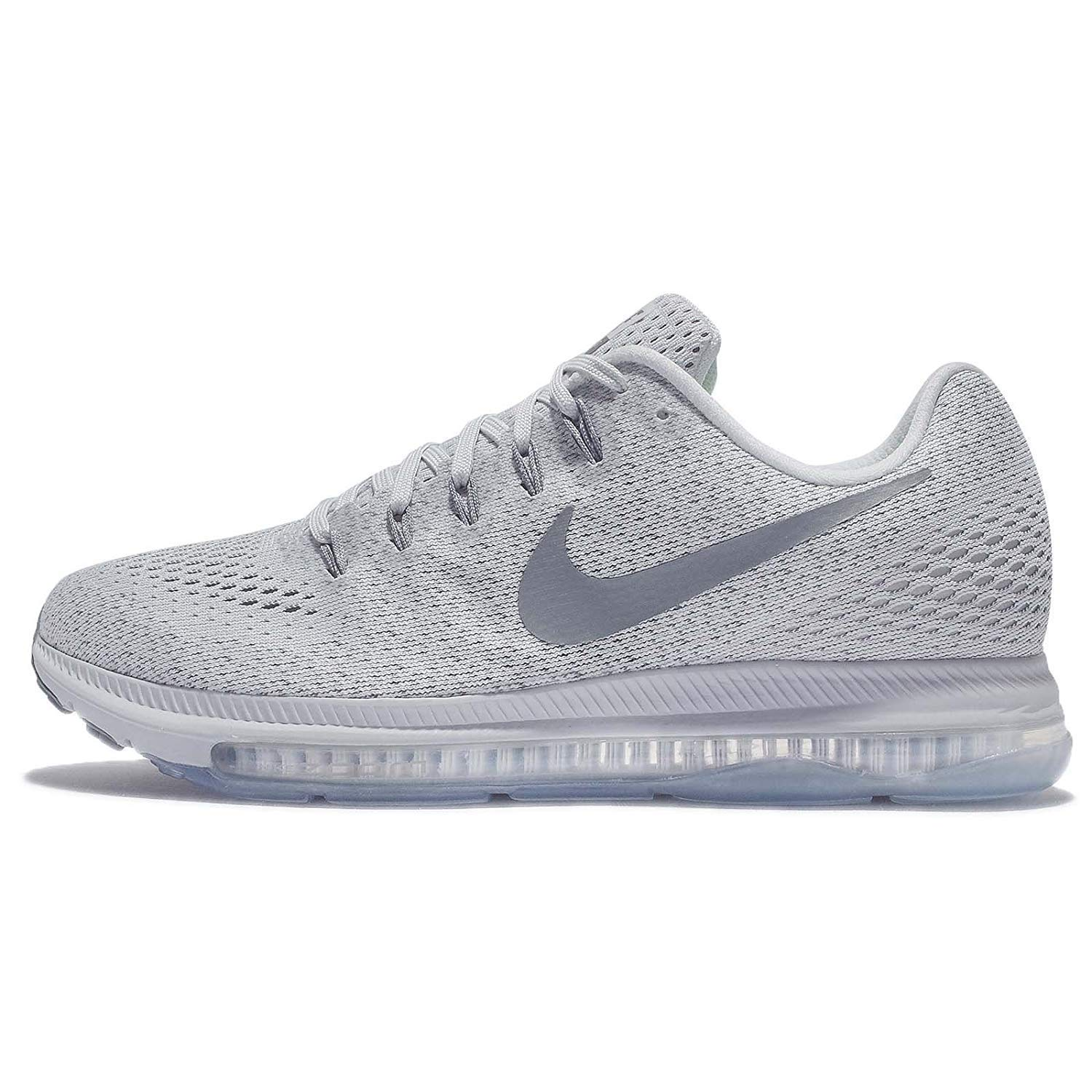 uk availability 8b1a2 1f35d Galleon - Nike Womens WMNS Zoom All Out Low, Pure PlatinumCool Grey, 8.5  M US