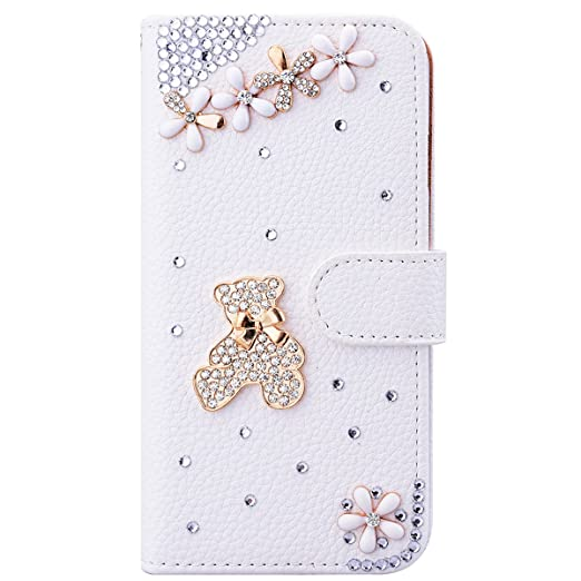 2 opinioni per Samsung Galaxy J5(2016) Cover PU Pelle, Interno Rigida Leather Wallet Stand Case