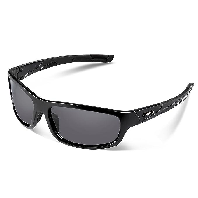 0ea95d2bdc Duduma Gafas de Sol Deportivas Polarizadas Perfectas Para Esquiar Golf  Correr Ciclismo con el Marco Irrompible