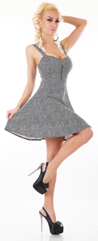 Minikleid ohne trager
