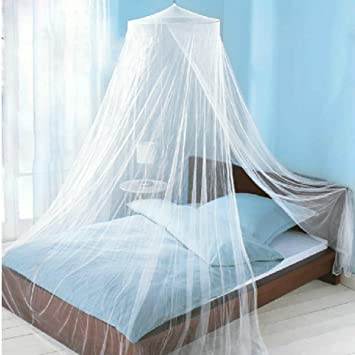 Icibgoods Dome Bed Canopy Netting Princess Mosquito Net for Babies Adults Home (White) & Amazon.com : Icibgoods Dome Bed Canopy Netting Princess Mosquito ...