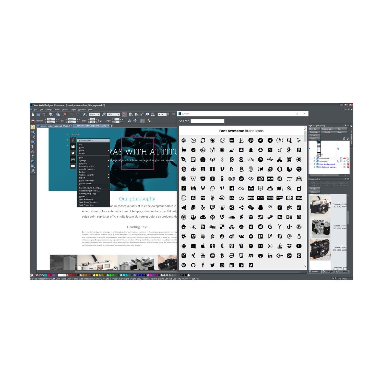 Magix Web Designer Premium Professionelle Websites selbst erstellen ...