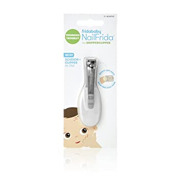 Amazon.com: Clipper de Fridababy The Baby con agujero de ...