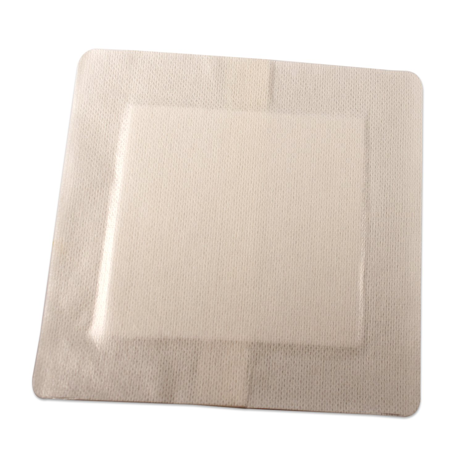 Dynarex DynaGuard - Waterproof Cover Composite Wound Dressings - Sterile - Large 6''x6'' - 10 Count