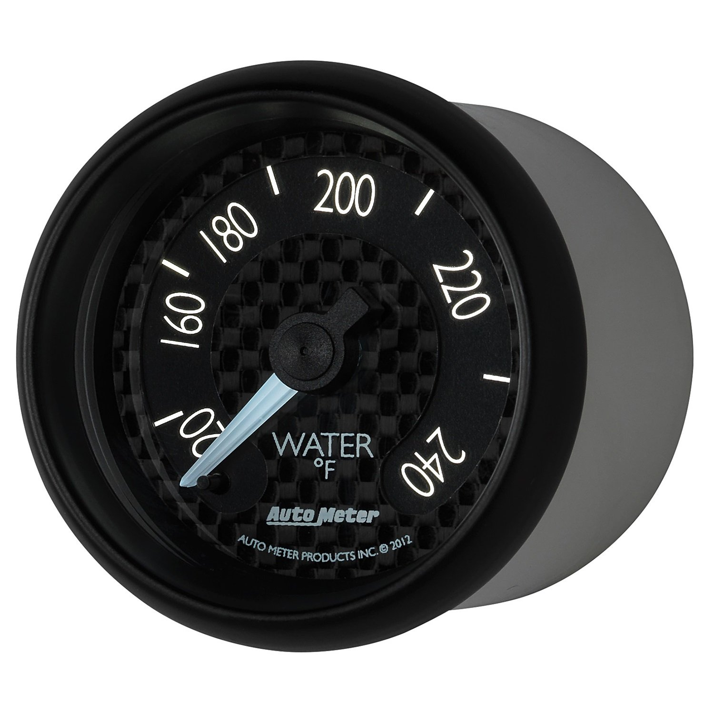 Auto Meter 8032 GT Series Mechanical Water Temperature Gauge by Auto Meter (Image #7)