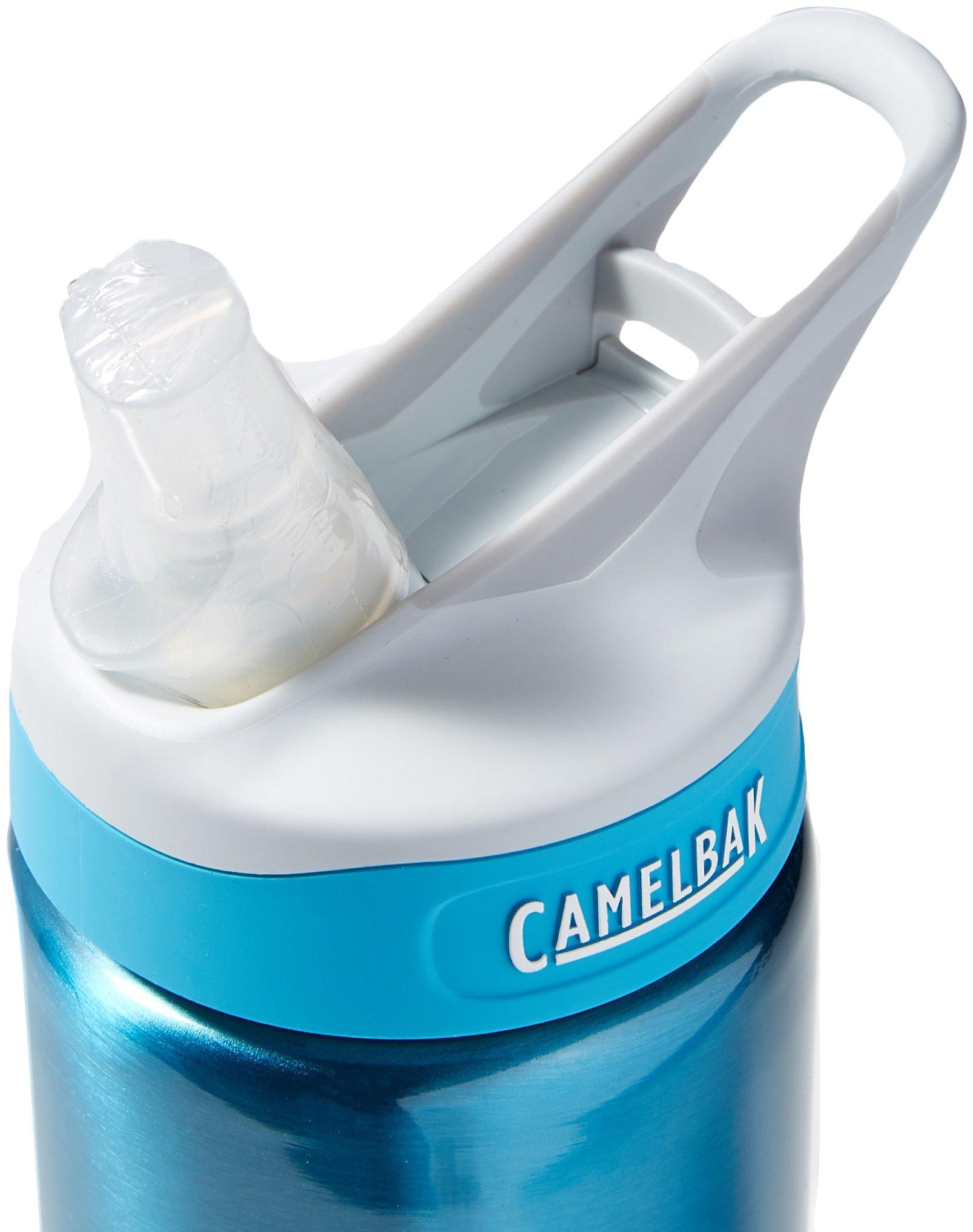 CamelBak eddy Vacuum Insulated Stainless, 20 oz, Rain