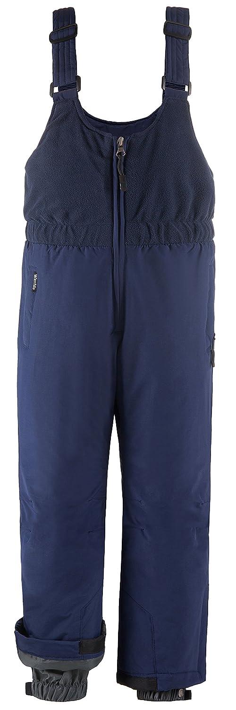 Wantdo Boy's Waterproof Winter Snow Pants Bib Overalls