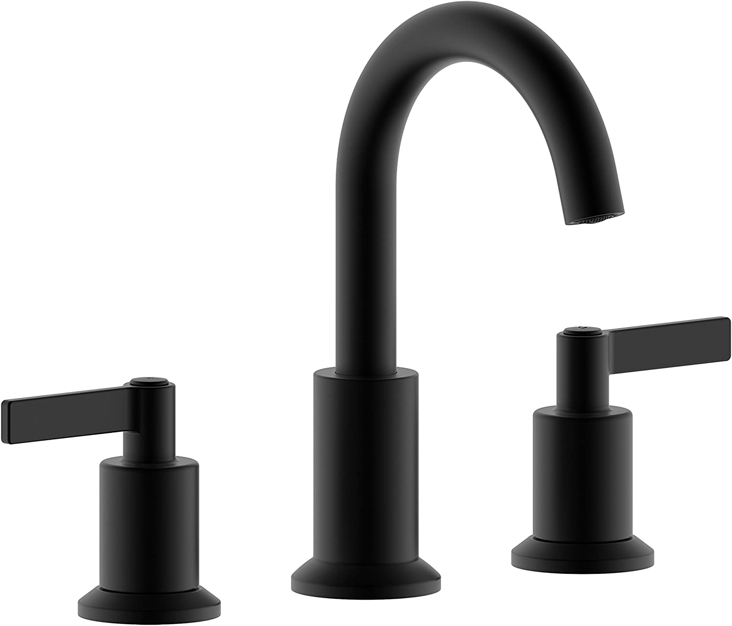 Shop Two Handle Widespread Bathroom Sink Faucet from Amazon on Openhaus