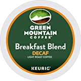 Amazon Price History for:Green Mountain Coffee Breakfast Blend Decaf Keurig Single-Serve K-Cup Pods, Light Roast Coffee, 72 Count (6 Boxes of 12 Pods)