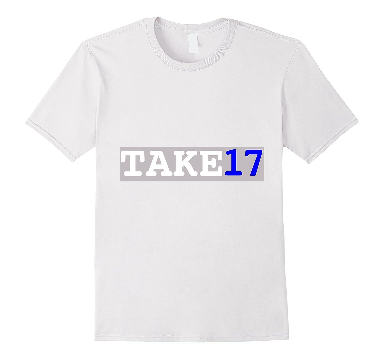 L.A Baseball Take 17 shirt-T-Shirt