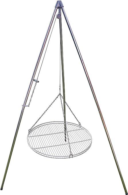 Dreibein-Schwenkgrill inkl 60 cm Grillrost